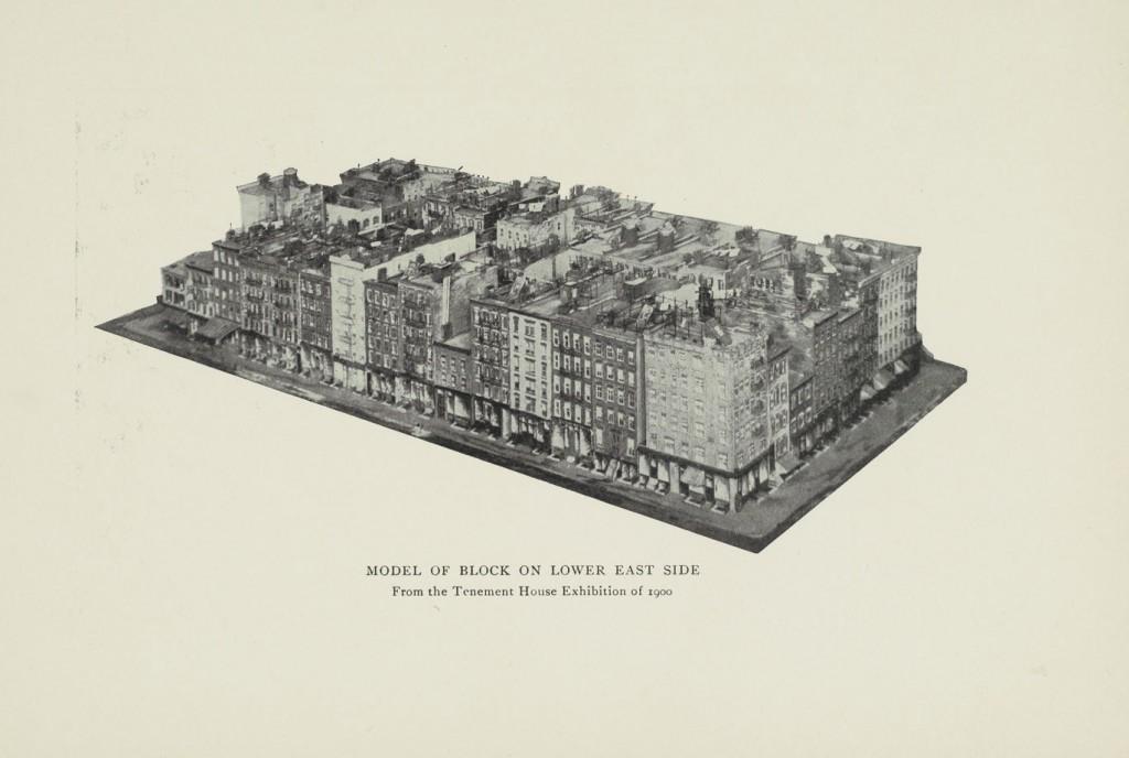 Tenement block