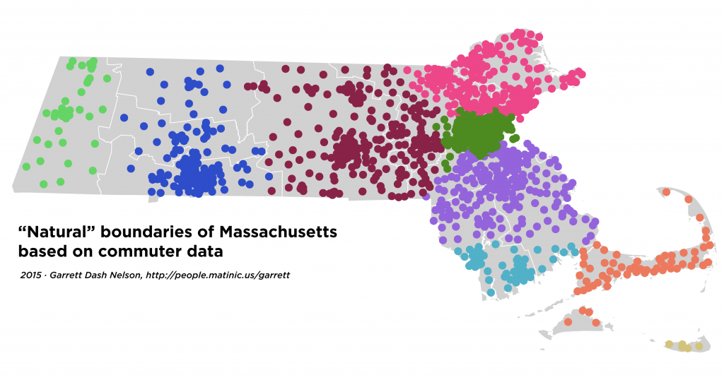 Massachusetts community partitions